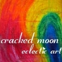 Cracked Moon - The Art of Nicole Resseguie-Snyder