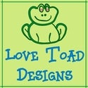 Love Toad Designs