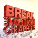 Break Into Motion Graphics