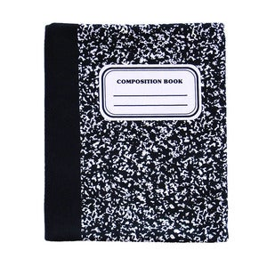 Image of MARBLE iPAD SLEEVE BLACK & WHITE