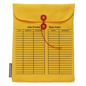 Image of INTEROFFICE iPAD SLEEVE