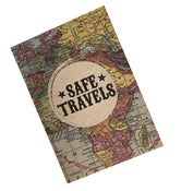 Image of Safe Travel Notebook - Paper Cultures