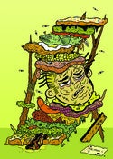 Image of Suicide Sandwich - by Brennan Kelly