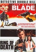 Image of DETECTIVE DOUBLE BILL: BLADE + RING OF DEATH