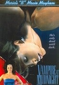 Image of Maria's B-Movie Mayhem: Vampire At Midnight
