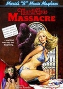 Image of Maria's B-Movie Mayhem: Mardi Gras Massacre