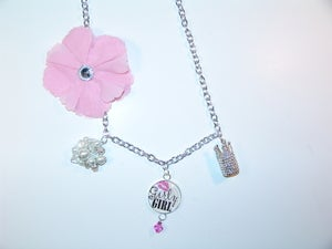 Image of Girly Girl Necklace