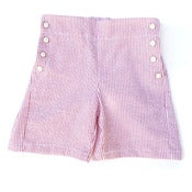 Image of Girls Stripe Shorts