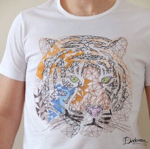 Image of T-shirt homme Tigers i have known