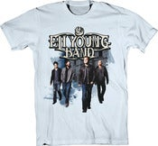 Image of White 2013 Tour Photo T-Shirt *FREE GRAB BAG T-SHIRT INCLUDED*