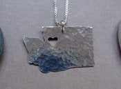 Image of Washington State Necklace