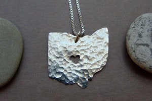 Image of Ohio State Necklace
