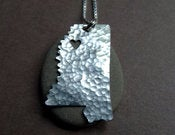 Image of Mississippi State Necklace