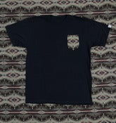 Image of Pendelton Wool Pocket Tee.