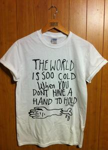 Image of Cold World ( Tee )