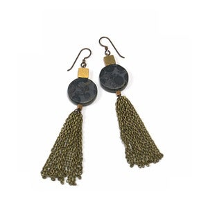 Image of rising earrings