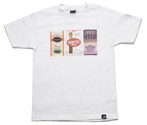 Image of Primitive - Cigars Tee - White