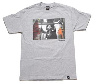 Image of Primitive - Fridge Tee - Heather Grey