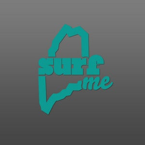 Image of SurfME - Die-Cut Sticker