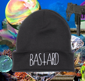 Image of bastard beanie