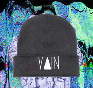 Image of vain beanie