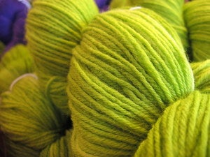 Image of Kettle Dyed Sock:  PUCKER