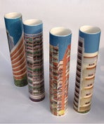 Image of Alice Mara: Benidorm vases