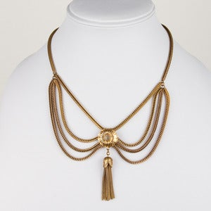 Image of 1940's Lisner Necklace