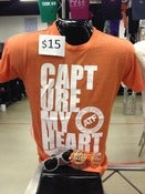 Image of Capture My Heart Tee