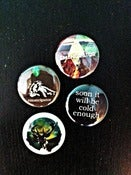 Image of Emancipator Buttons 4-Pack