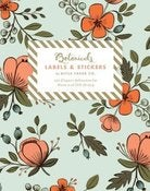 Image of Botanicals Labels &amp; Stickers Set
