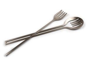 Image of In Set Salad Servers