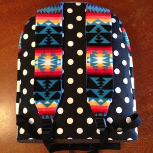 Image of Painted Warrior Backpack