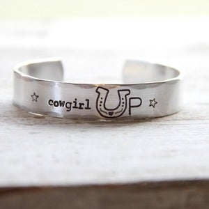 Image of Cowgirl Up bracelet