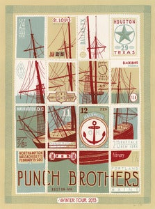 Image of Punch Brothers (Winter Tour 2013)