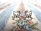 Image of Foxy Girl Earrings
