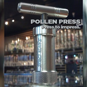 Image of Santa Cruz Shredder POLLEN PRESS