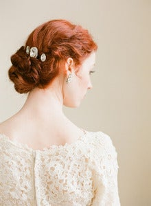 Image of Sparkling Rhinestone Bobby Pin Set by Fine &amp; Fleurie