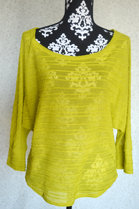 Image of Target Green Top {Size L}