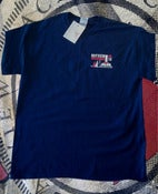 Image of BYC Mac 2013 Navy Race Tee