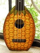 Image of Flea Pineapple Concert Ukulele