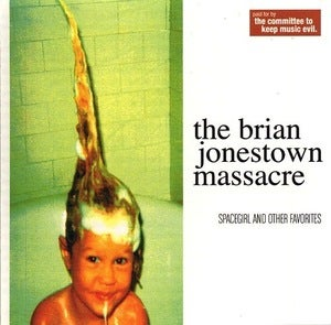 Image of THE BRIAN JONESTOWN MASSACRE | SPACEGIRL AND OTHER FAVORITES LP
