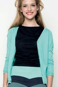 Image of Albiztur Sweater-Mint Green