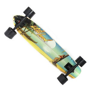 Image of Aloha Hawaii Skateboard