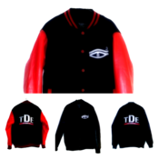 Image of TDE Letterman Jackets 1.0