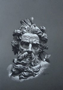 "Image of Limited Edition ""Poseidon"" Print"