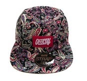 "Image of OFFICIAL ""PAISLEY"" 5 PANEL CAMPER"