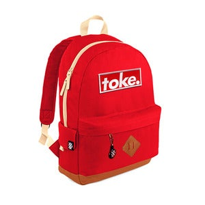Image of Toke - Logo - Backpack