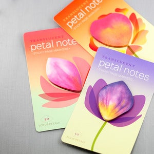 Image of Petal Notes