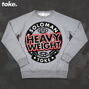 Image of Soloman - Heavy Weight - Sweatshirt